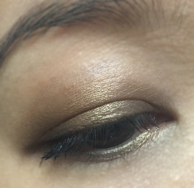 Urban Decay Naked Smoky Palette - EOTD 2