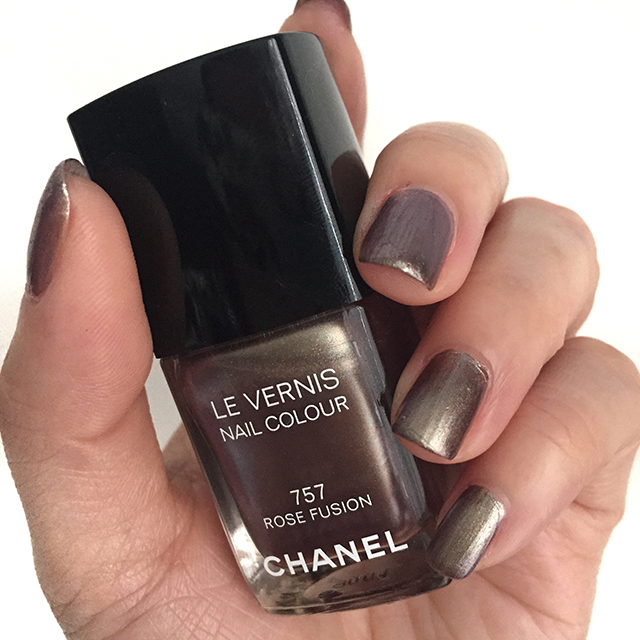 Chanel Rose Fusion Le Vernis  (757)