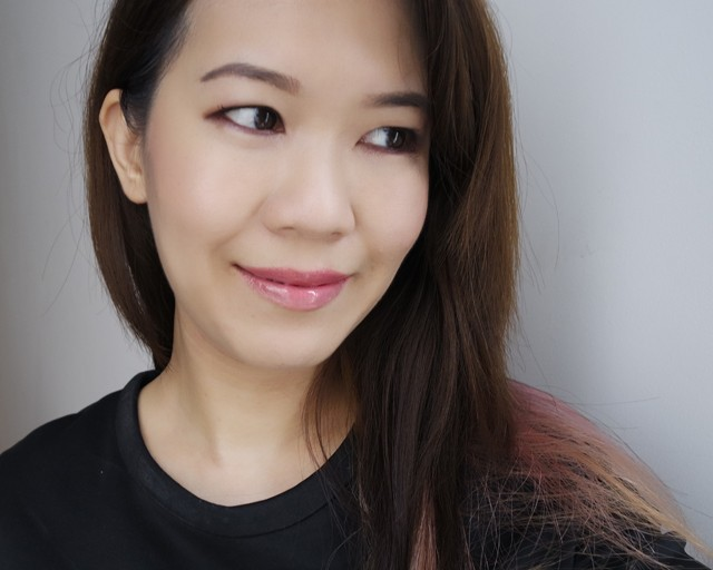 Chanel Rouge Double Intensite light rose MOTD