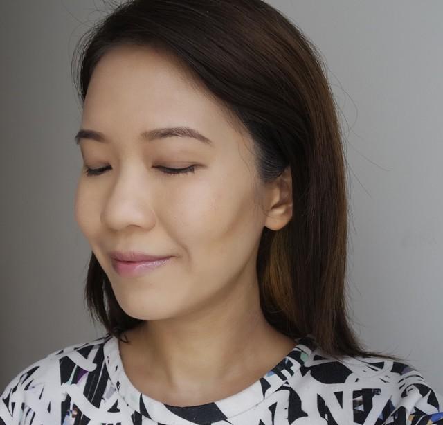 Estee Lauder New Dimension Shape + Sculpt Face & Eye Kits effects