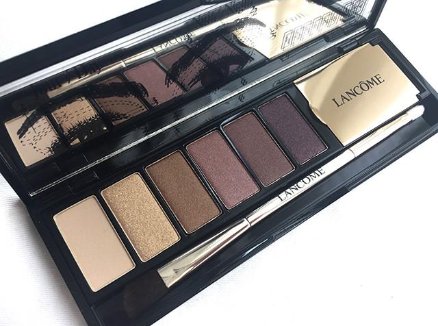 Lancome L'Absolu Palette eyeshadows