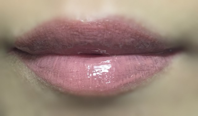 Rougebunnyrouge Glassy Gloss swatch