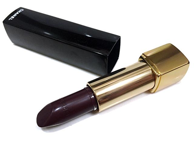 Chanel Rouge Allure Rouge Noir
