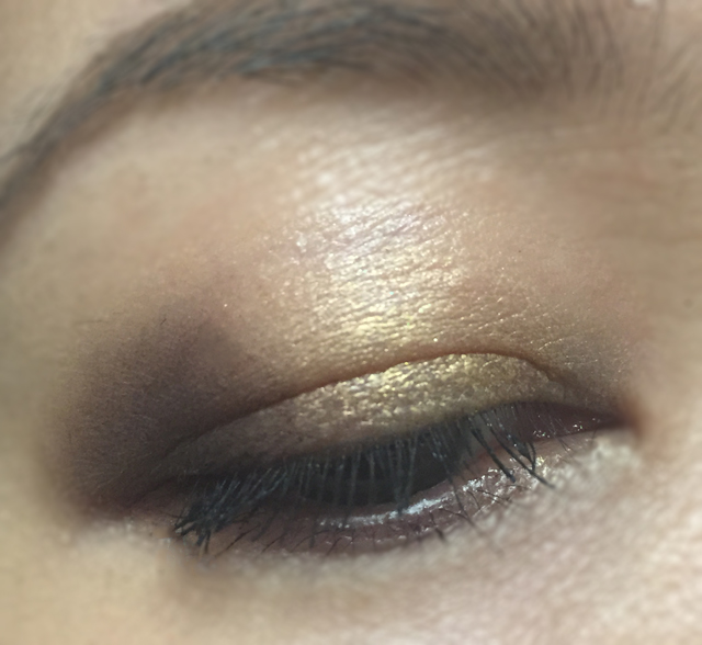 Chanel Holiday 2015 Signe Particulier Eyeshadow Palette EOTD