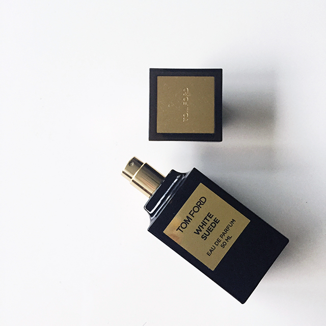 Tom Ford White Suede Private Blend
