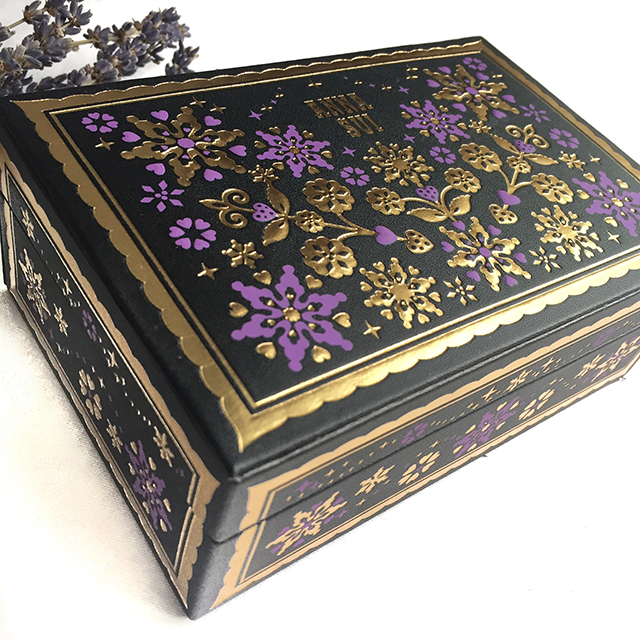 Anna Sui Mystic Snow makeup kit for holiday 2015