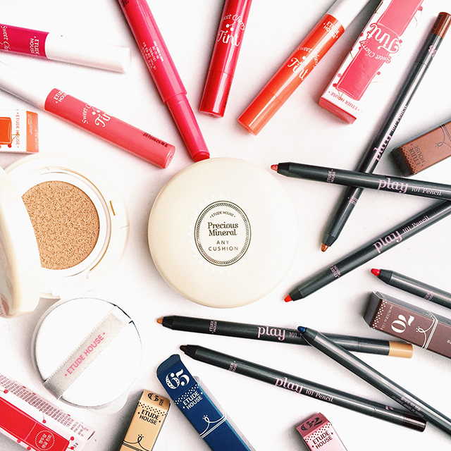 Etude House Fall 2015 releases