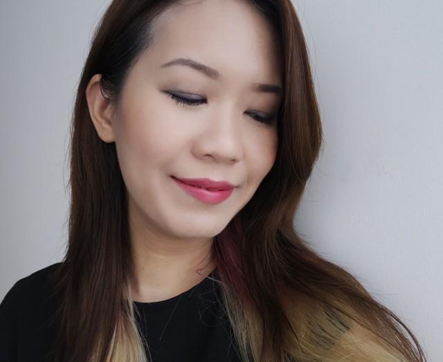Dior Spring 2016 makeup look