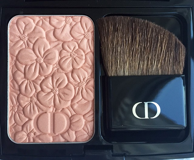 Dior Diorblush Glowing Garden Blooming Peach