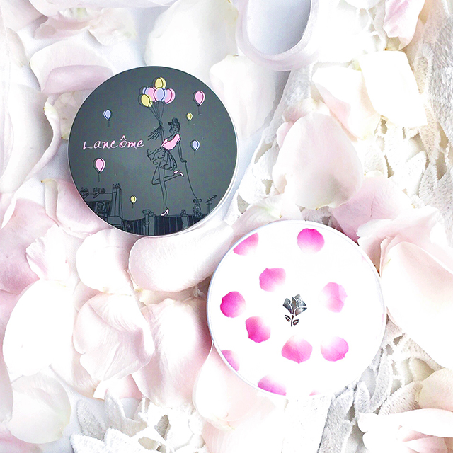 Lancome Blanc Expert Cushion Compact Spring covers