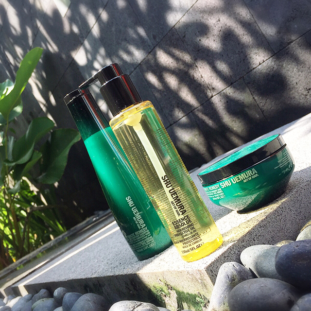 Shu Uemura Art of Hair Ultimate Remedy & Essence Absolue
