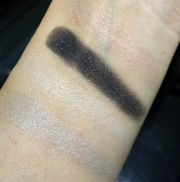 Chanel Tisse Ombre de Lune swatches