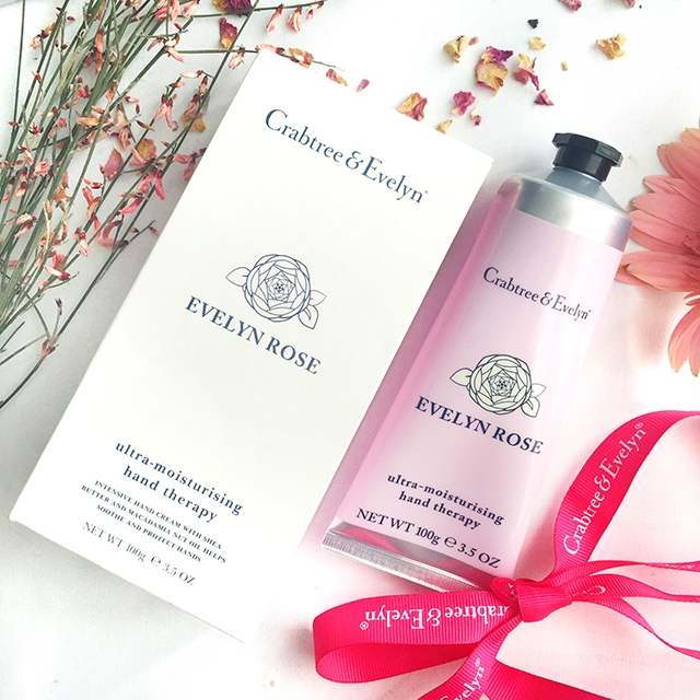 Crabtree Evelyn Evelyn Rose Hand Therapy