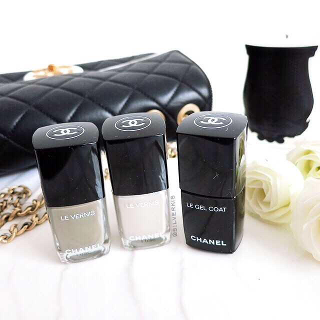 Chanel Le Vernis longwear and gel coat
