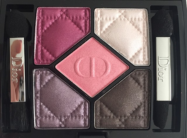 Dior 5 Couleurs Eyeshadow Palette 956 Violet Garden for Spring 2016