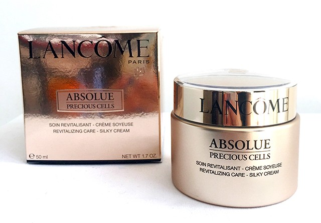 Lancome Absolue Revitalizing Care Silky Cream