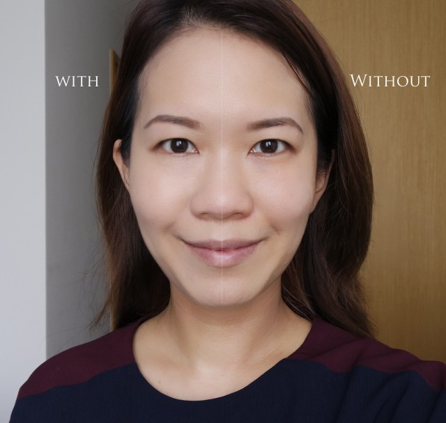 Shiseido Synchro Skin Foundation comparison