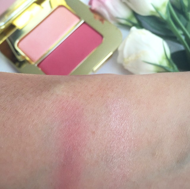 Tom Ford Bicoastal Sheer Cheek Duo swatches