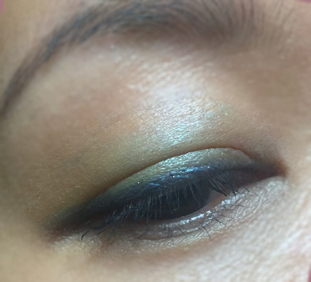 SUQQU Blend Color Eyeshadow EX30 EOTD 2