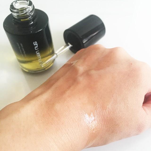 Shu Uemura Skin Perfector swatch
