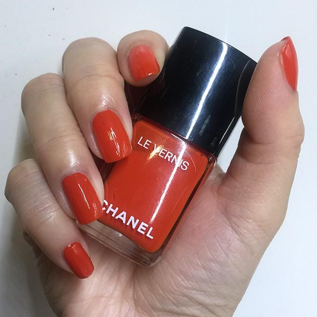Chanel Le Vernis 534 Espadrilles