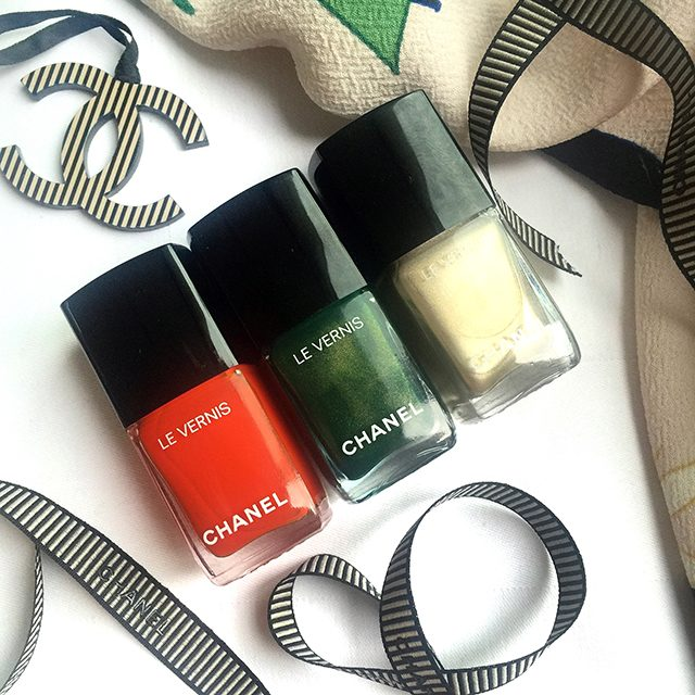 Chanel Summer 2016 Le Vernis Culte