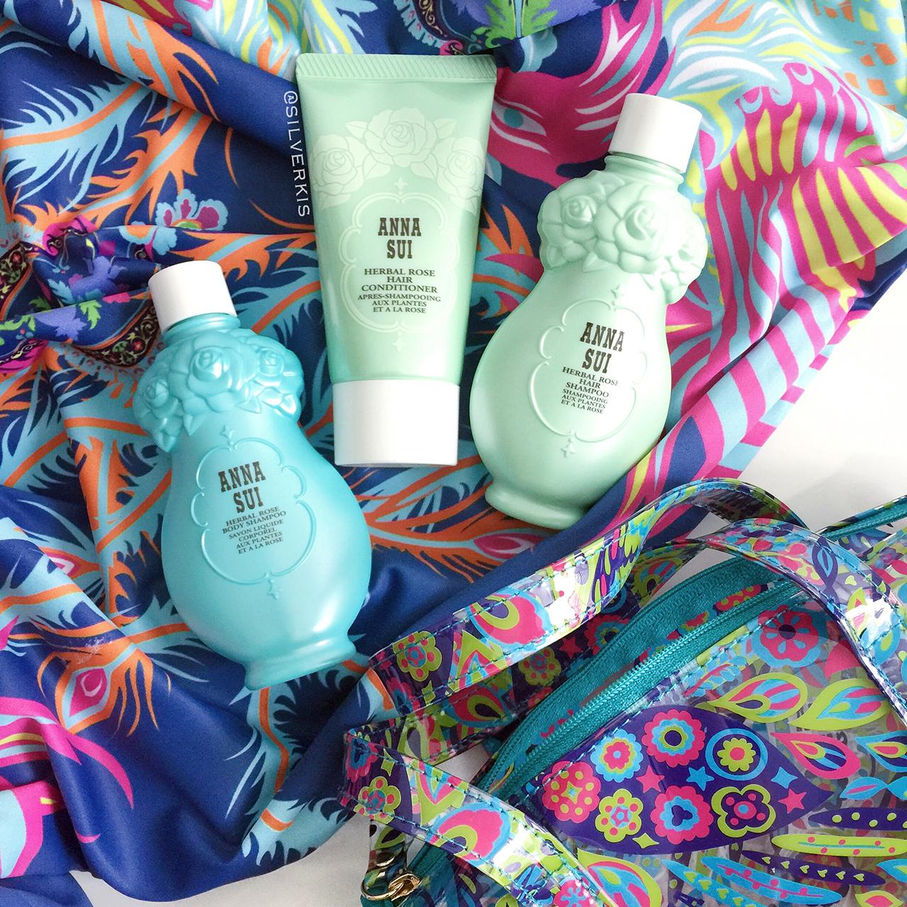 Anna Sui Hair & Body Kit