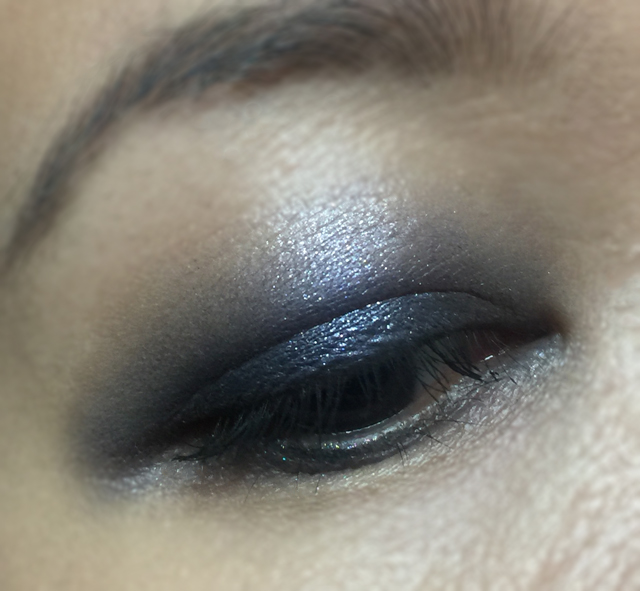 Chanel Tisse Particulier eye makeup