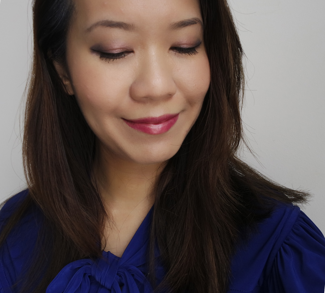 Chanel Tisse Particulier eye makeup look