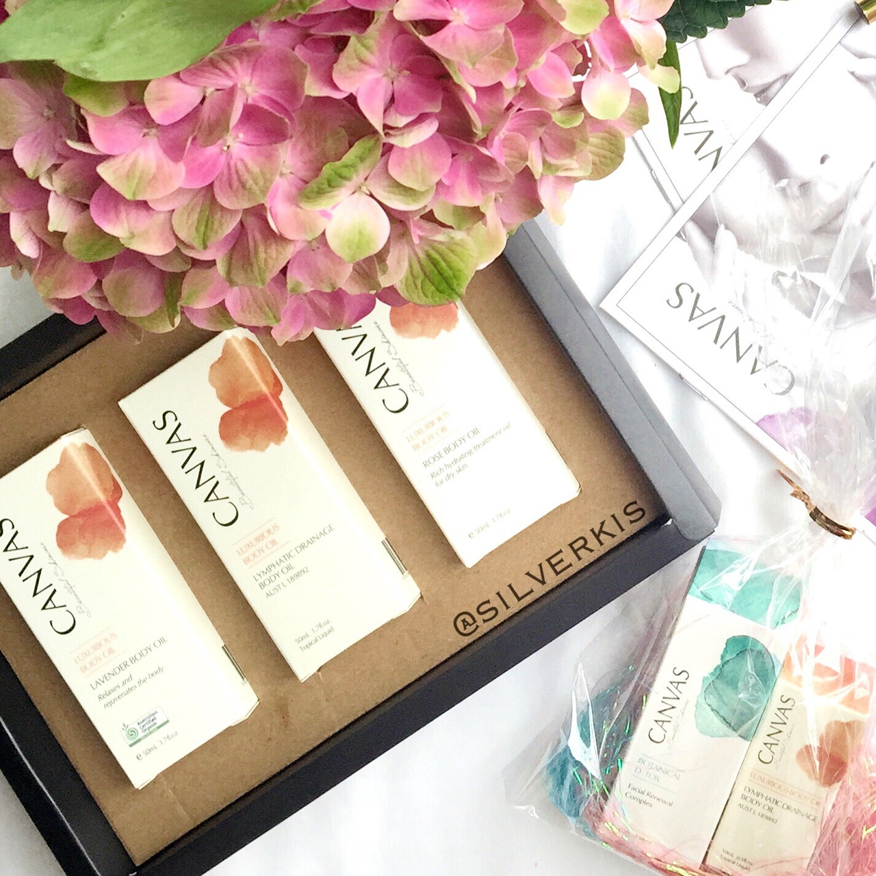 Canvas Beauty selects