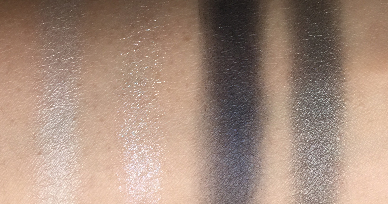Tom Ford Starry Night Eye Color Quad swatches