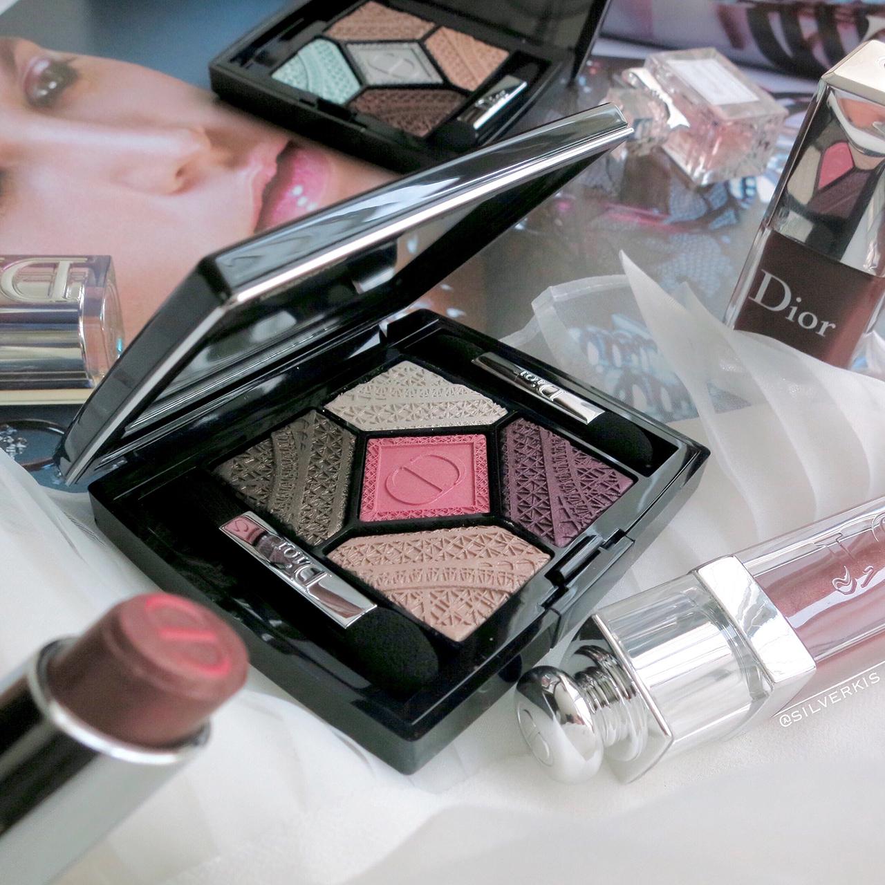 Dior Fall 2016 makeup