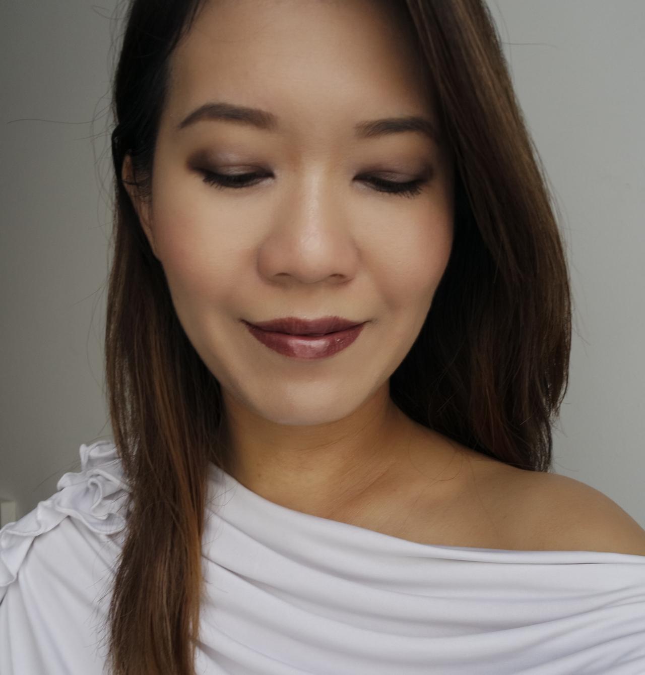 Dior Parisian Sky 5 Couleurs Palette Makeup look