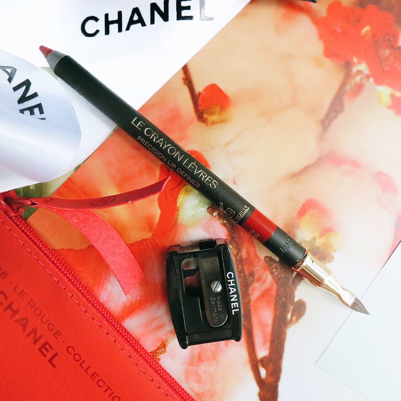 Chanel Le Crayon Levres Seduction for Fall 2016