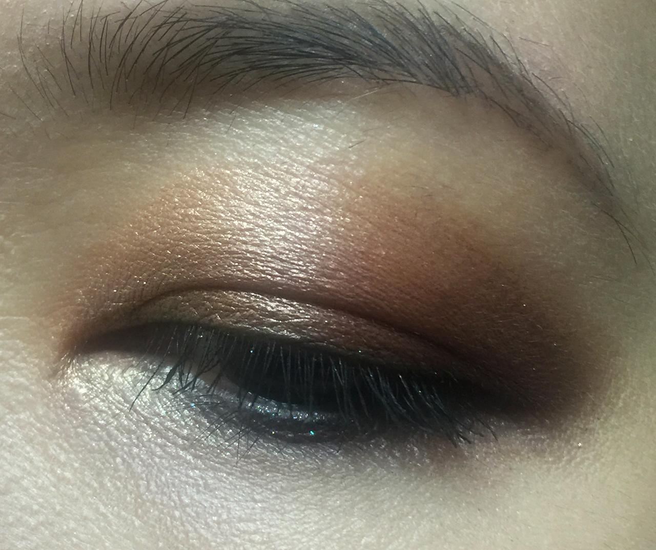 Tom Ford Honeymoon Eye Color Quad EOTD