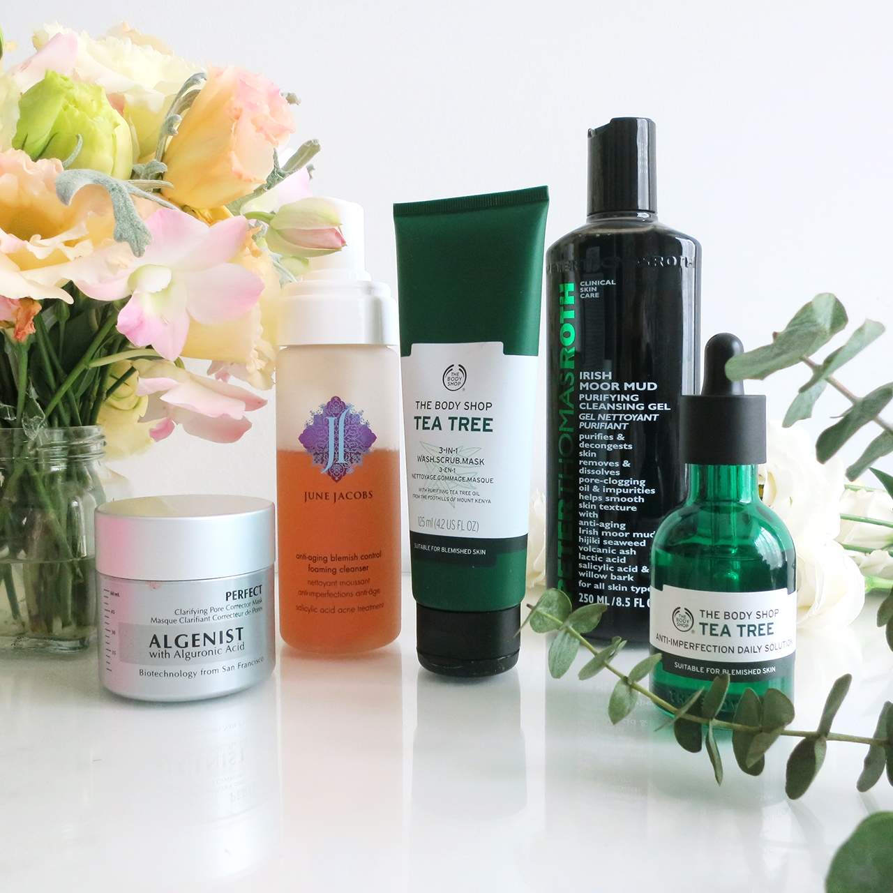 5 Basic Skincare Products for Adult Acne