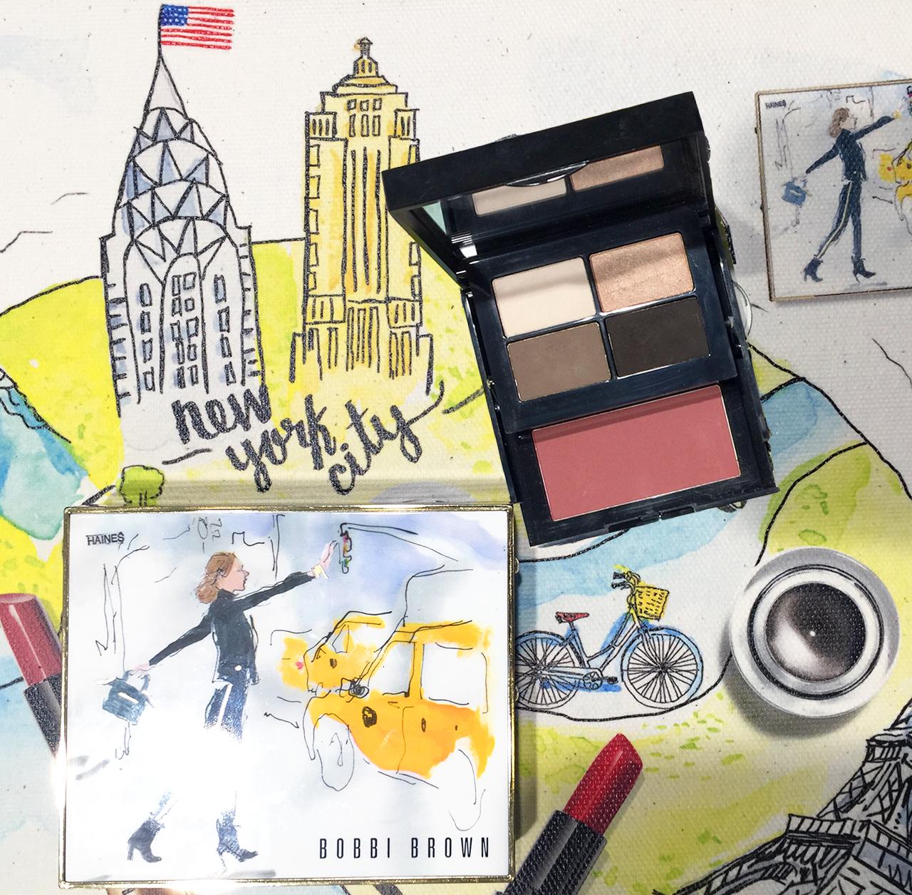 Bobbi Brown New York Palette for Fall 2016