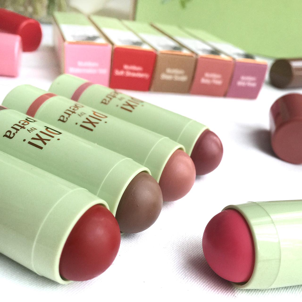 Pixi Multibalms for Lips and Cheeks