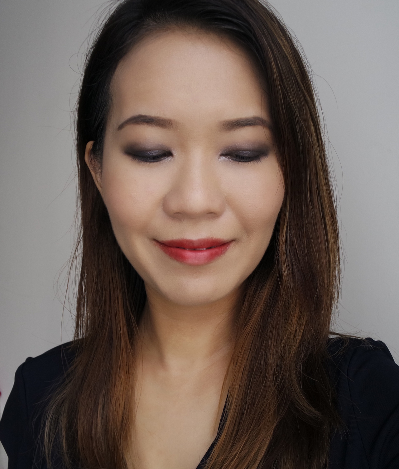 sonia rykiel x lancome saint germain makeup look