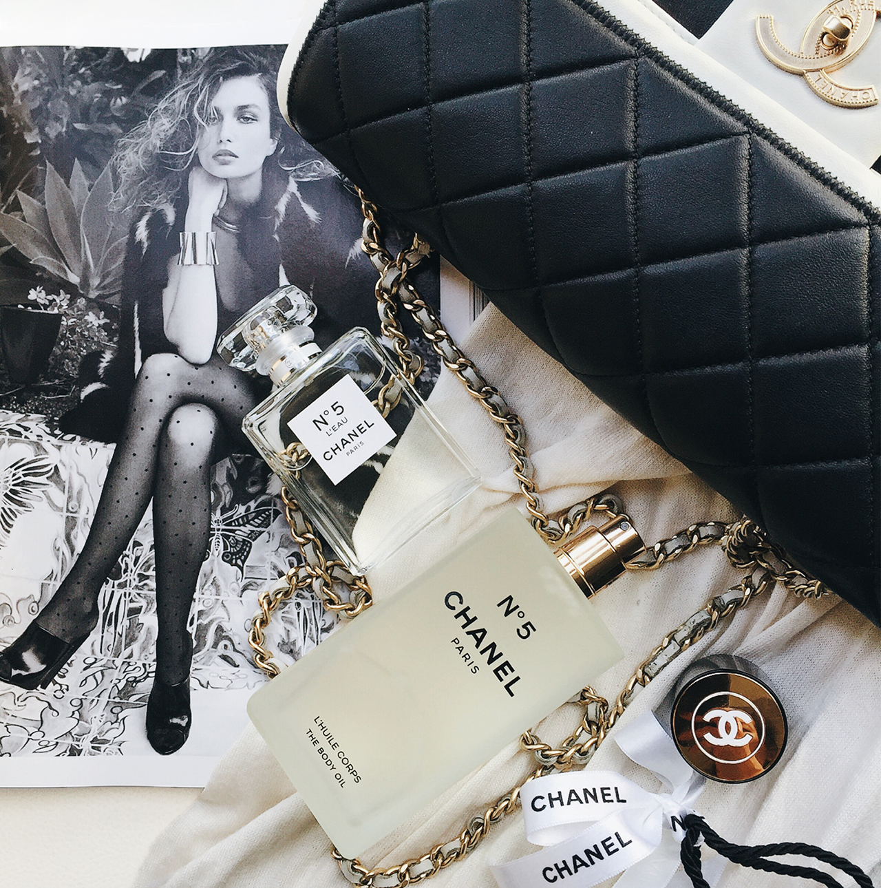 Chanel N°5 L'eau & The Body Oil