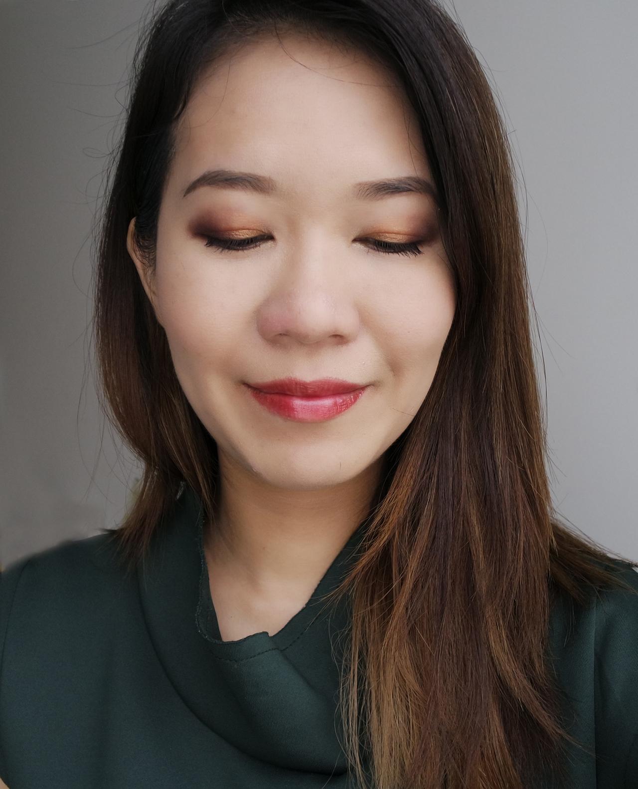 Takashi Murakami for Shu Uemura Cosmic Blossom Collection makeup look