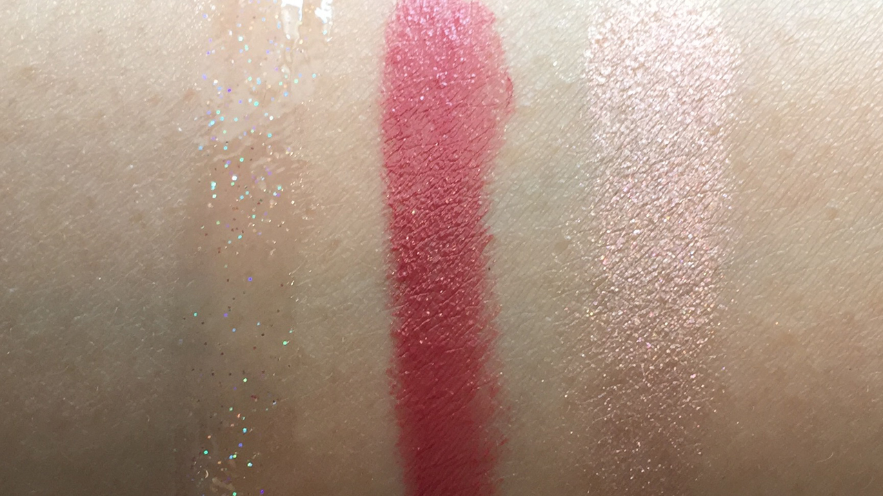 Bobbi Browns Party Picks swatches