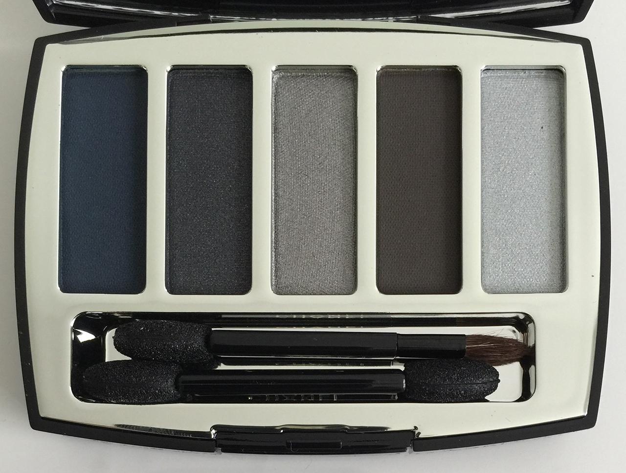 chanel architectonic eyeshadow palette
