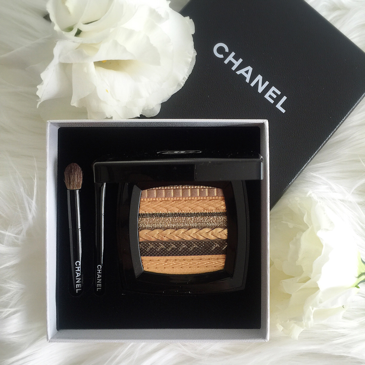 Chanel Ombres Lamees for Holiday 2016