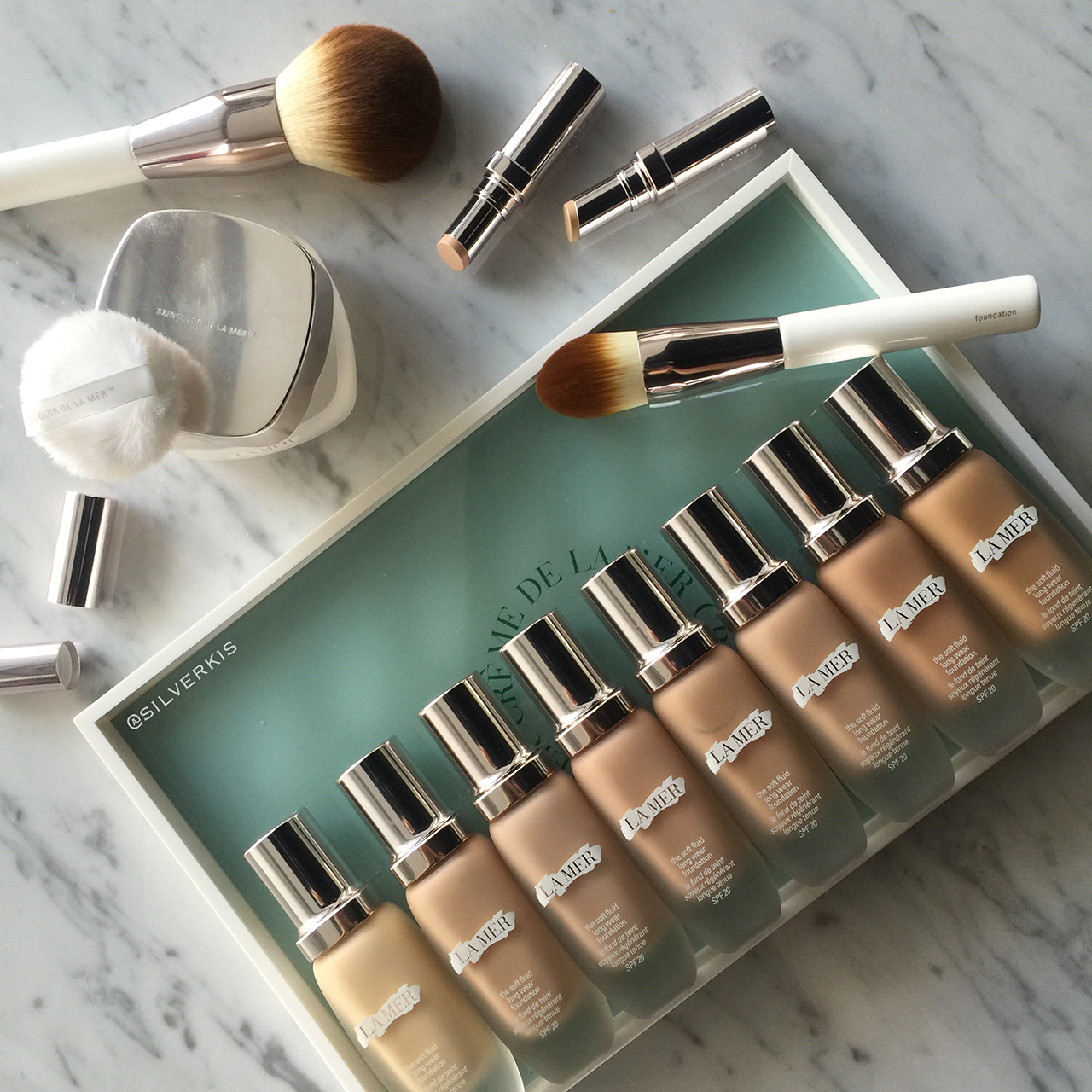La Mer Skincolor Collection