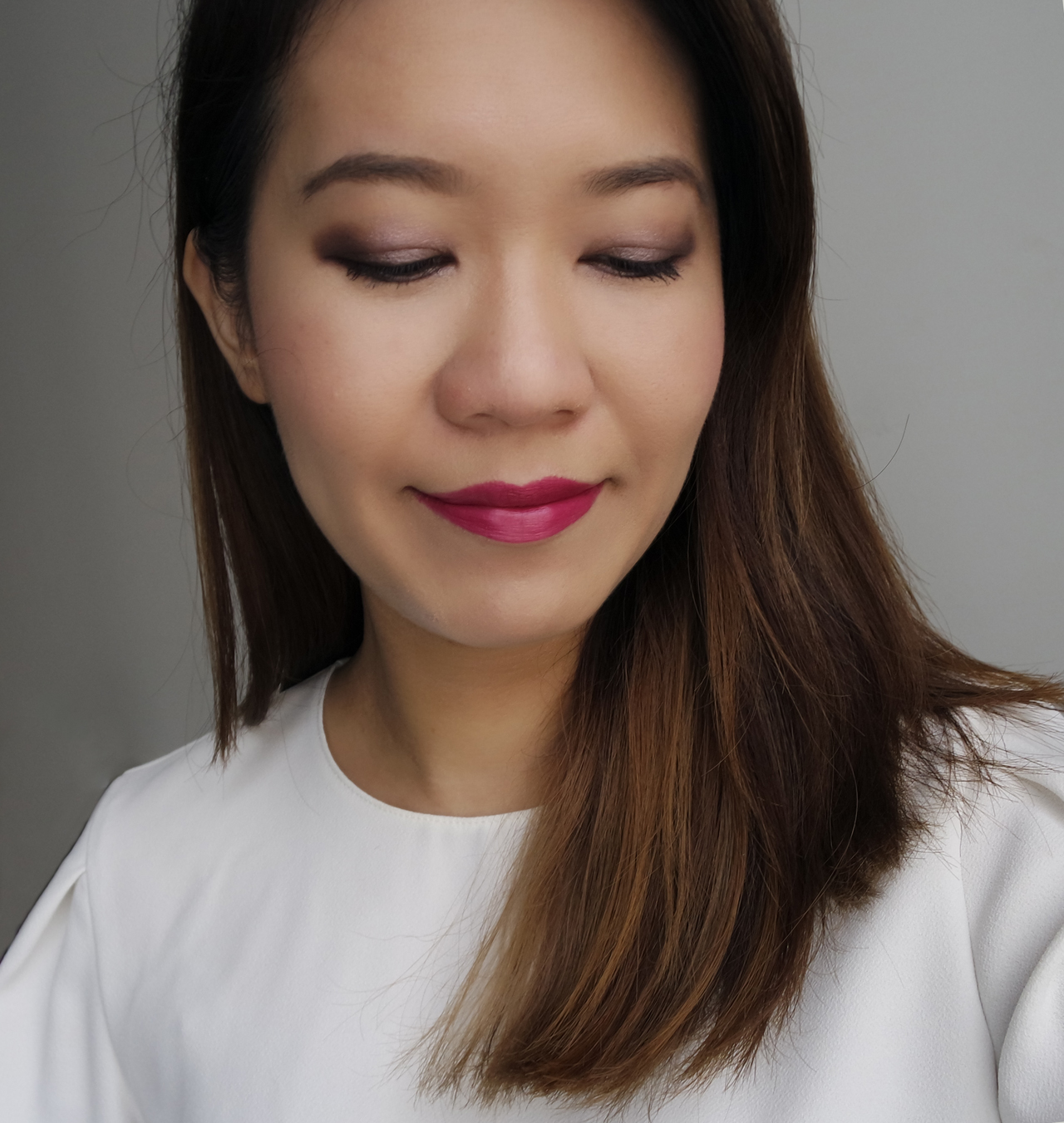 Tom Ford Winter Soleil Cool Palette full makeup look