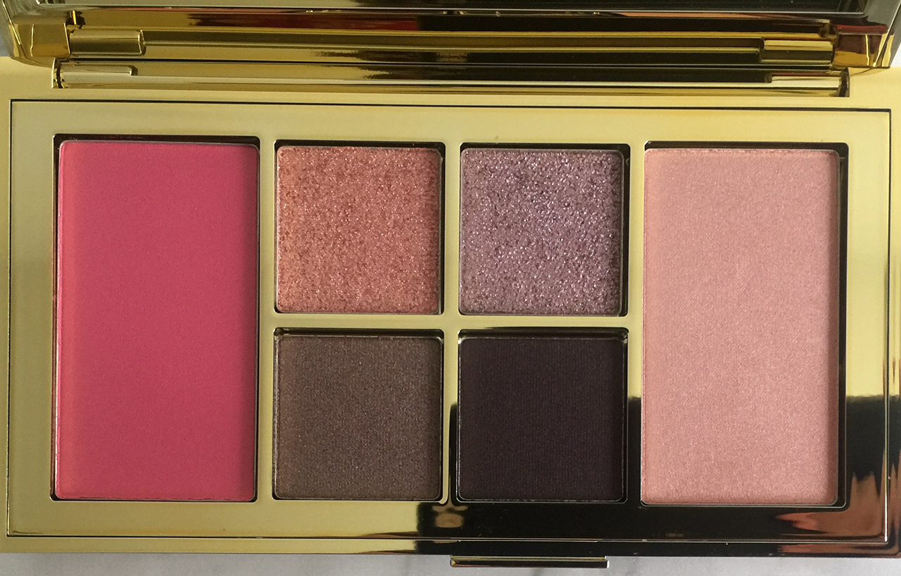 Tom Ford Winter Soleil Cool Palette closeup