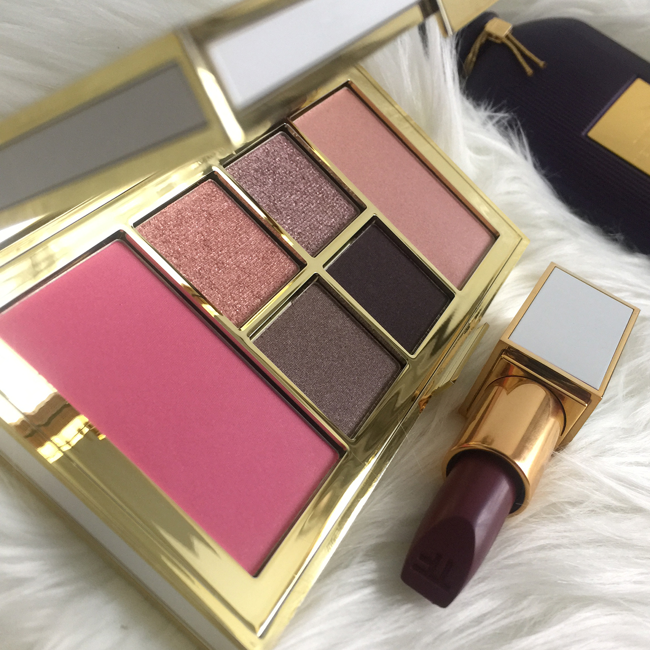 Tom Ford Winter Soleil Cool-toned Palette