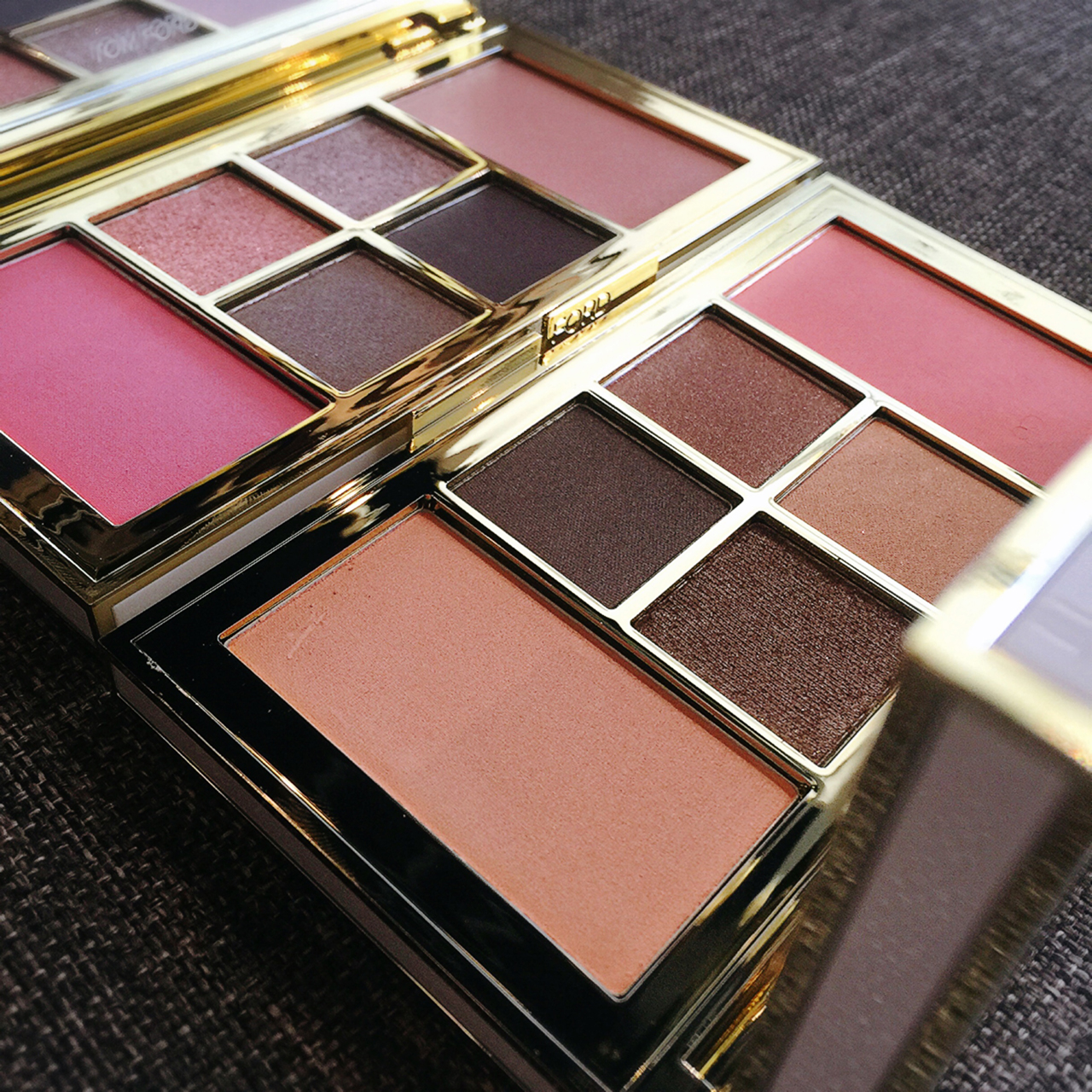 tom ford winter soleil warm-toned palette