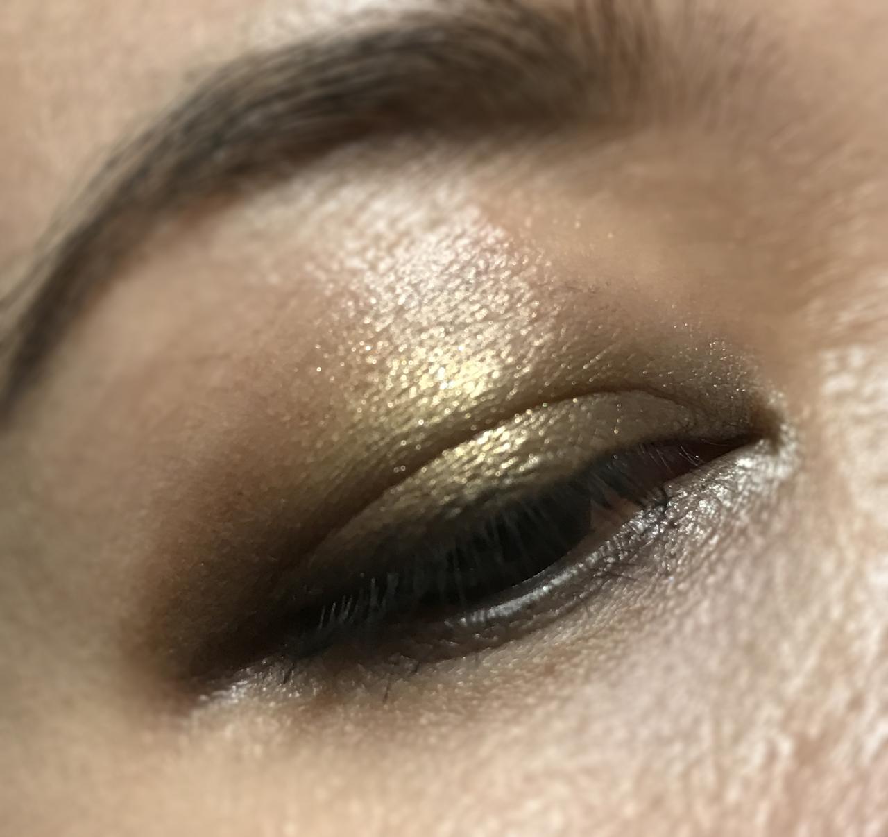 Chanel Les 4 Ombres Code Elegants eye makeup look
